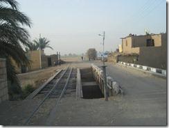 Narrow gage sugar cane railroad.
