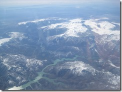 Alps and a river