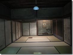 A tea room.
